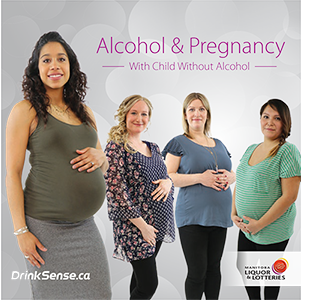 Image of Alcohol & Pregnancy Resource Guide cover